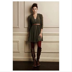 Parameter (Anthro) D'Armee Military Skater Dress